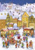 Bavarian Christmas Advent Calendar