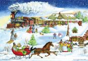 Home for the Holidays Advent Calendar