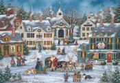 The Spirit of Christmas Advent Calendar