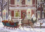 Sleigh Ride Advent Calendar