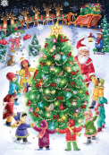 Gather Round the Tree Advent Calendar