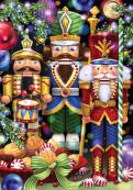 We Three Nutcrackers Advent Calendar