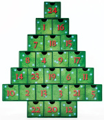 O Christmas Tree Treasure Box Advent Calendar