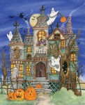 Haunted House Jigsaw Puzzle