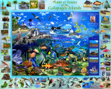 Galapagos Jigsaw Puzzle