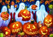 Happy Halloween Jigsaw Puzzle