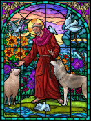 St. Francis of Assisi Jigsaw Puzzle
