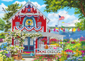 Summer Welcome Jigsaw Puzzle
