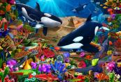 Wondrous Ocean Kid's Jigsaw Puzzle