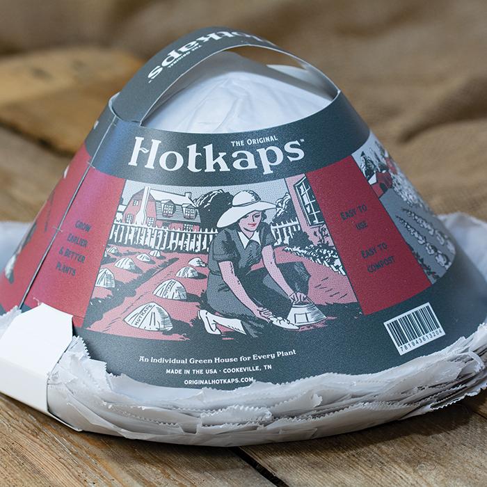 Hotkaps Plant Protectors 20 Count