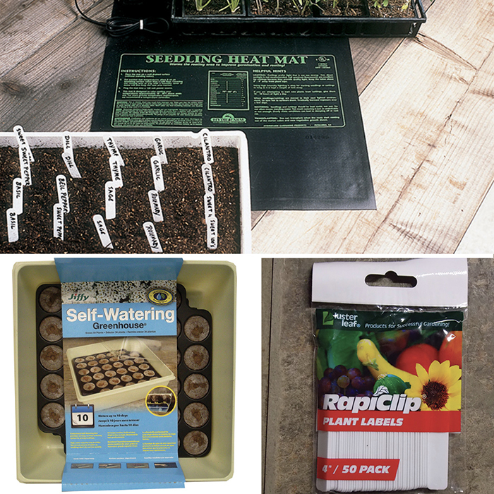 Home Gardener Seed Starting Collection