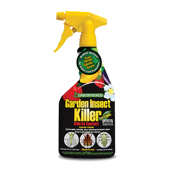 Liquid Fence Garden Insect Killer