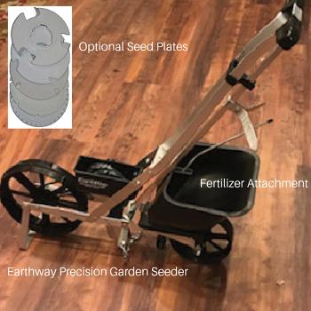Earthway Precision Garden Seeder - Combo Offer