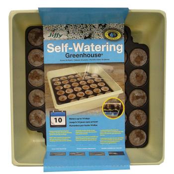 Jiffy-7 Self-Watering Greenhouse