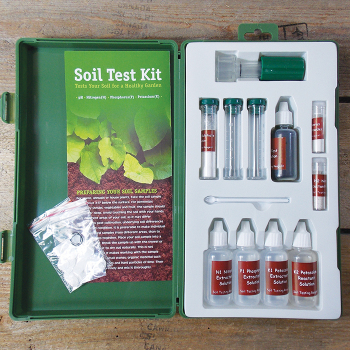 Professional Soil Test Kit