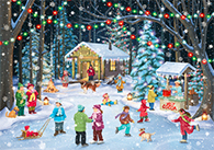 Advent Calendars - Fun & Whimsical