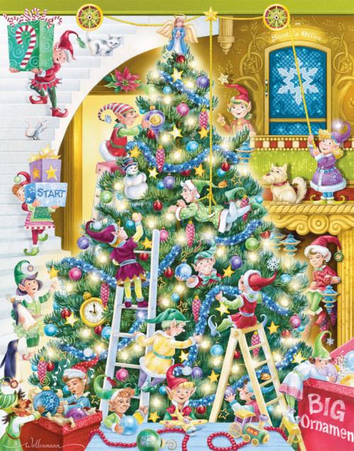 Seeking Santa Advent Calendar