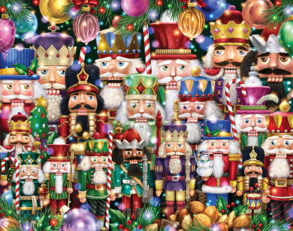 Nutcracker Suite Advent Calendar
