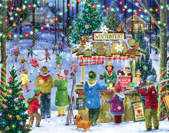 Winterfest Advent Calendar