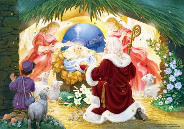 Reverence Advent Calendar