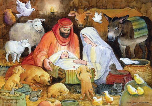 Adoring Animals Advent Calendar