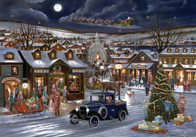 Rejoice in Christmas Advent Calendar