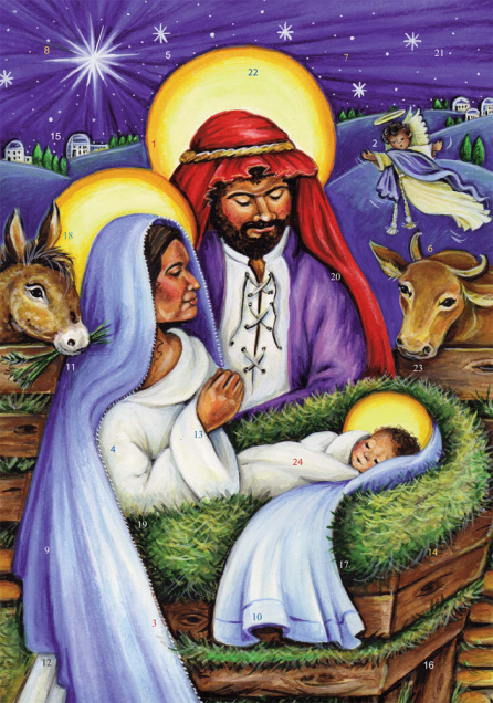 A King for All Advent Calendar