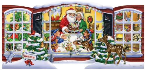 Christmas Feast Advent Calendar