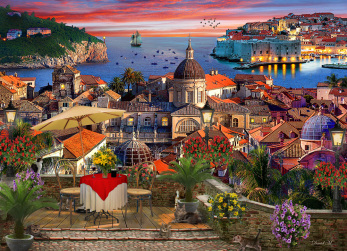 Dubrovnik Jigsaw Puzzle