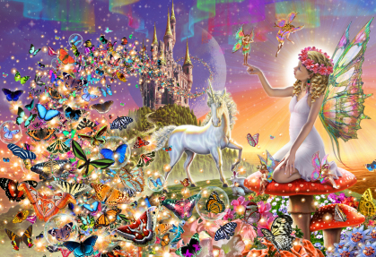 Fairyland Jigsaw Puzzle