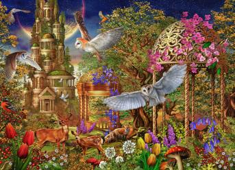 Woodland Fantasy Jigsaw Puzzle