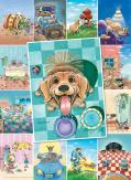 Dog's Life Jigsaw Puzzle
