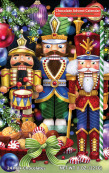 The Three Nutcrackers Chocolate Advent Set of 12
