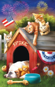 Mischief On The Fourth Jigsaw Puzzle