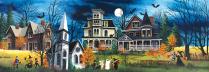 Spooky Lane Jigsaw Puzzle