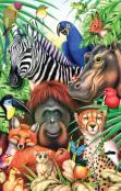 Jungle Magic Jigsaw Puzzle