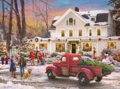 The Inn at Christmas Jigsaw Puzzle