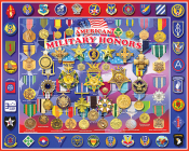 Military Honors Jigsaw Puzzle