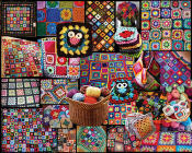 Granny Squares Jigsaw Puzzle