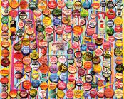 Soda Caps Jigsaw Puzzle