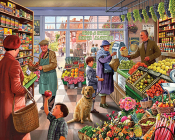 Market Day Jigsaw Puzzle