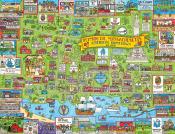 Plymouth Massachusetts Jigsaw Puzzle
