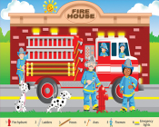 Fire Fighteres 24 Piece Floor Puzzle