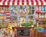 Sweet Shoppe Jigsaw Puzzle