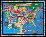 Family Vacation Jigsaw Puzzle