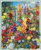 Perennials Jigsaw Puzzle