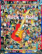 Rock 'N' Roll Jigsaw Puzzle