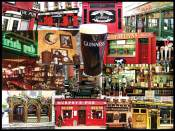 Irish Pubs Jigsaw Puzzle