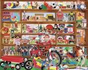 Vintage Toys Jigsaw Puzzle