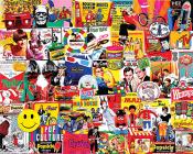 Pop Culture Jigsaw Puzzle